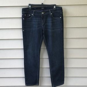 NWOT. Size 32/14 Petite skinny jeans.